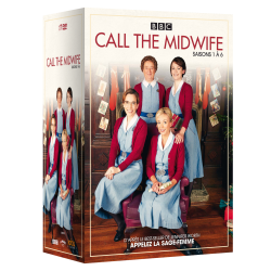 CALL THE MIDWIFE Saisons 1 à 6