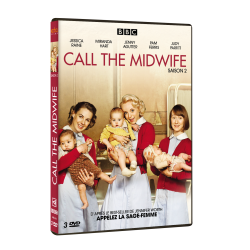 CALL THE MIDWIFE SAISON 2-3D