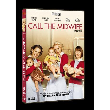CALL THE MIDWIFE SAISON 2-3D