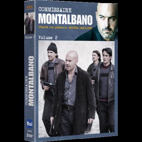 COMMISSAIRE MONTALBANO VOL 2