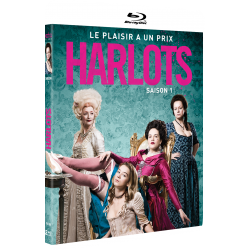 THE HARLOTS Saison 1 BLU-RAY-Packshot