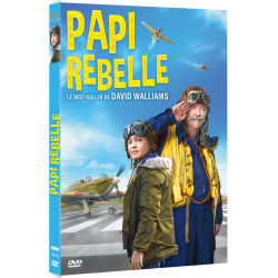PAPI REBELLE (GRANDPA' GREAT ESCAPE)-Packshot