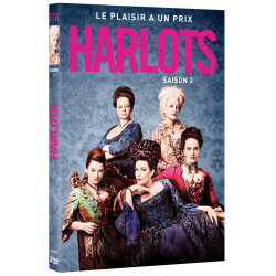 THE HARLOTS Saison 2-3D