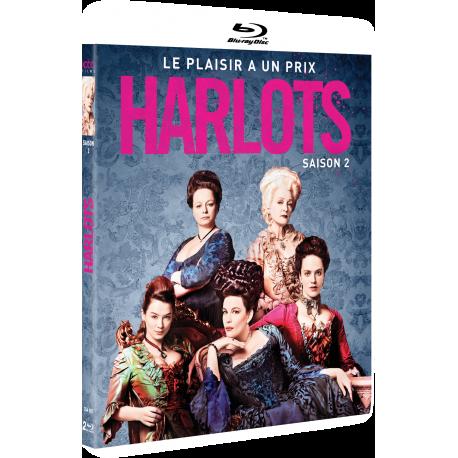 THE HARLOTS Saison 2 Blu-Ray-3D