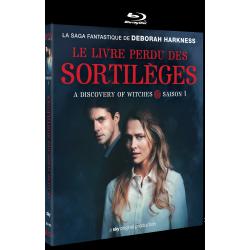 LE LIVRE PERDU DES SORTILEGES Blu-Ray
