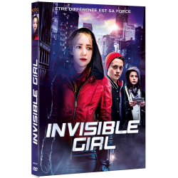 INVISIBLE GIRL (THE INVISIBLE SUE) - 3D