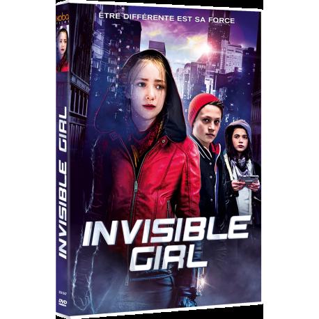 INVISIBLE GIRL (THE INVISIBLE SUE) - 3D