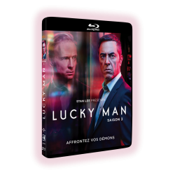 LUCKY MAN SAISON 3 BLU-RAY