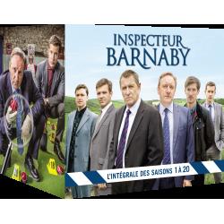 INSPECTEUR BARNABY INTÉGRALE Saisons 1 à 20