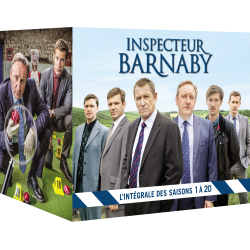 INSPECTEUR BARNABY INTEGRALE Saisons 1 à 20