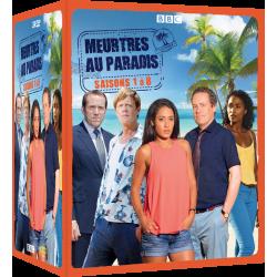 MEURTRES AU PARADIS SAISONS 1 à 8