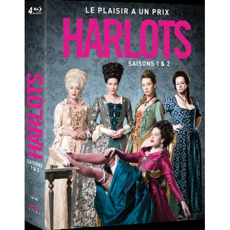 HARLOTS Saisons 1 & 2 Blu-Ray