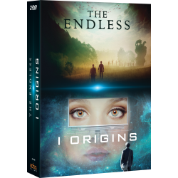 Coffret 2 FILMS SCIENCE-FICTION: I-ORIGINS et THE ENDLESS