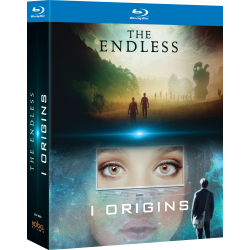 Coffret 2 FILMS SCIENCE-FICTION: I-ORIGINS et THE ENDLESS Blu-Ray