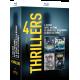 Coffret 4 FILMS POLICIERS ESPAGNOLS Blu-Ray