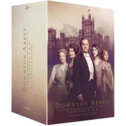 3121 - DOWNTON ABBEY - Intégrale 2018 - Saison 1 à 6 23DVD-Packshot