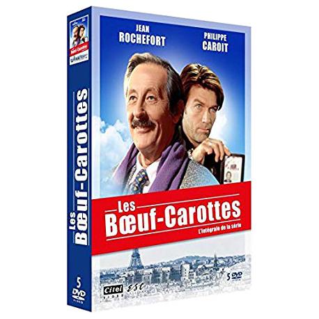 3056 - LES BOEUFS CAROTTES - INTEGRALE-Packshot