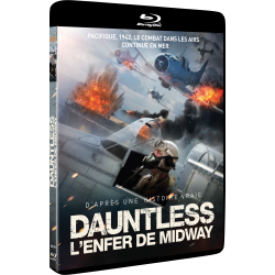 DAUNTLESS Blu-Ray