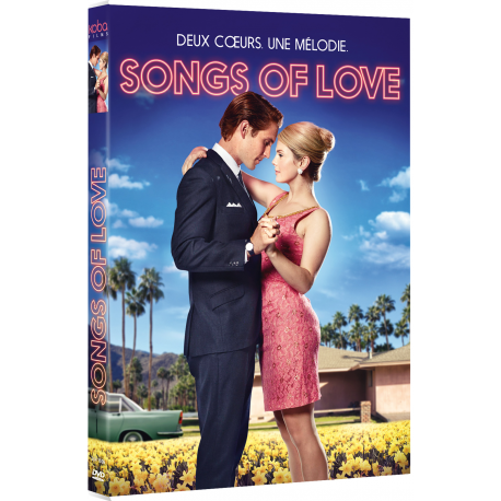 SONGS OF LOVE-Packshot DVD