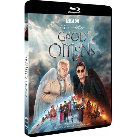 GOOD OMENS Blu-Ray-3D