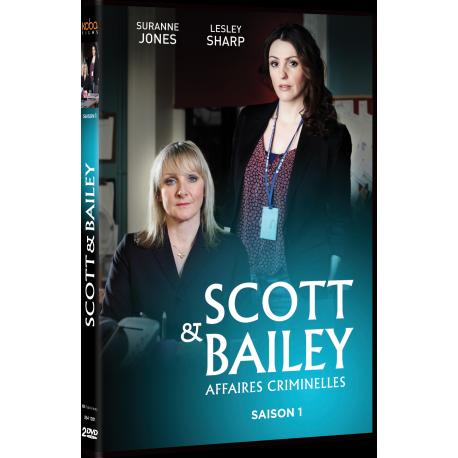 SCOTT & BAILEY Saison 1