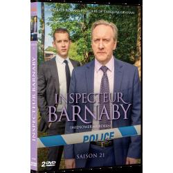 INSPECTEUR BARNABY Saison 21- 3D