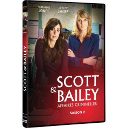 SCOTT & BAILEY Saison 2-3D