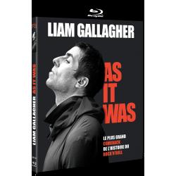 LIAM GALLAGHER - Blu Ray