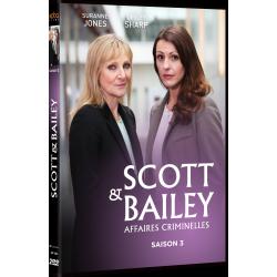SCOTT & BAILEY Saison 3