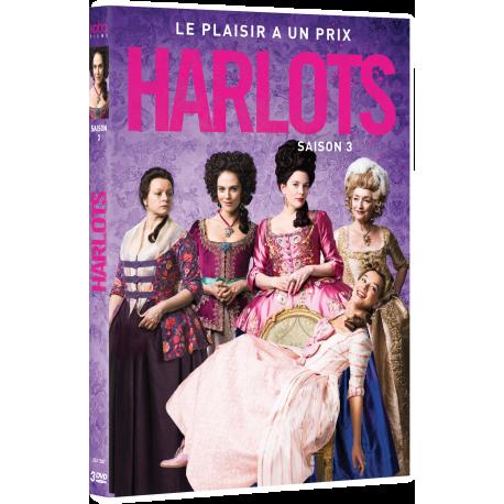 HARLOTS Saison 3-Packshot DVD