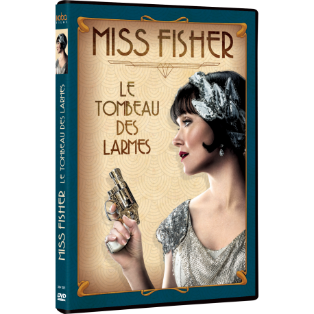 MISS FISHER ENQUETE LE FILM : LE TOMBEAU DES LARMES-3D