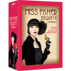 MISS FISHER ENQUETE L'INTEGRALE