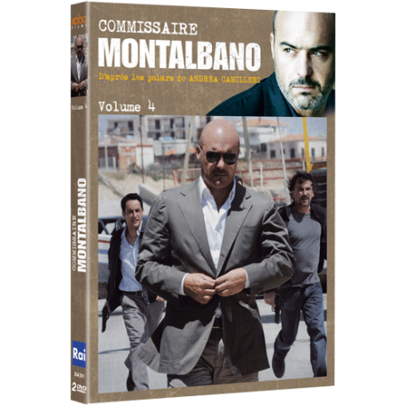 COMMISSAIRE MONTALBANO VOL 4