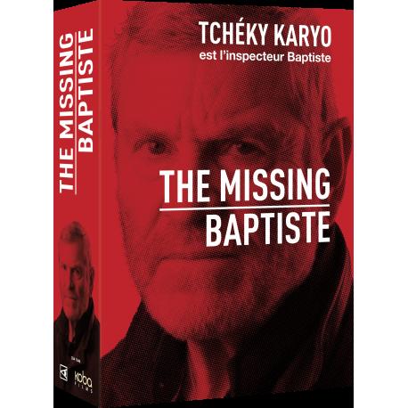 TCHÉKY KARYO THE MISSING + BAPTISTE
