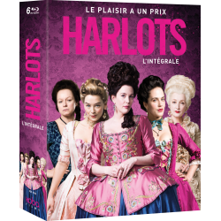 HARLOTS SAISONS 1 A 3 Blu-Ray