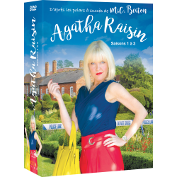 AGATHA RAISIN SAISONS 1 A 3