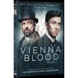 VIENNA BLOOD Saison 1 (LES CARNETS DE MAX LIEBERMANN)
