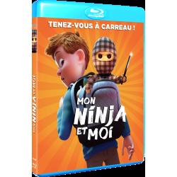 MON NINJA ET MOI (CHECKERED NINJA) Blu-Ray