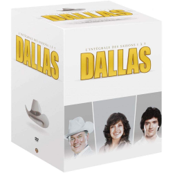 3416 - DALLAS - Coffret Ed. 2019 55DVD