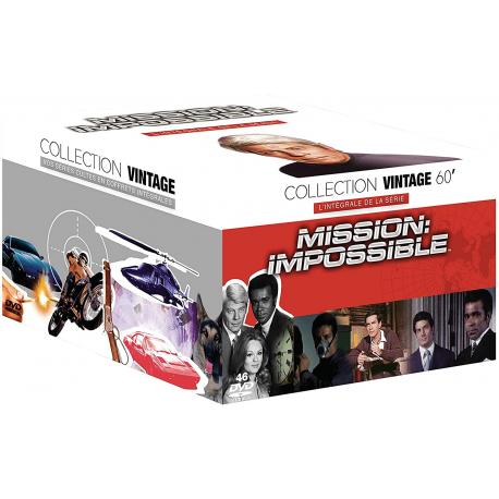MISSION IMPOSSIBLE - Coffret INTEGRALE (46DVD)