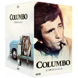 COLUMBO - Intégrale 2018 38DVD