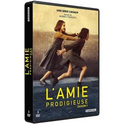 L'AMIE PRODIGIEUSE Saison 1 (3 DVD)