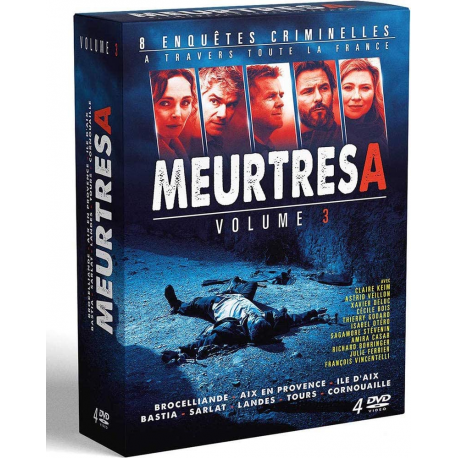3430 - MEURTRES À - VOLUME 3