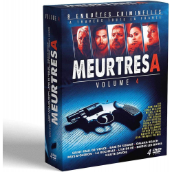 3431 - MEURTRES À - VOLUME 4