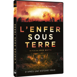 L'ENFER SOUS TERRE (THE WAR BELOW) (DVD)