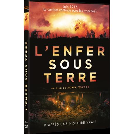 L'ENFER SOUS TERRE (THE WAR BELOW) (DVD)