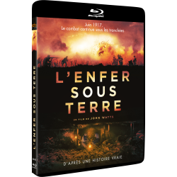 L'ENFER SOUS TERRE (THE WAR BELOW) (BLU-RAY)