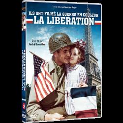 ILS ONT FILME LA GUERRE EN COULEUR - LA LIBERATION