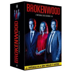 3557 - BROKENWOOD Saison 1 à 6 (12DVD)