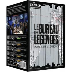 3606 - LE BUREAU DES LEGENDES -SAISONS 1 A 5 (20DVD)